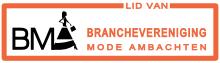 Lid van Branchevereniging Mode Ambachten