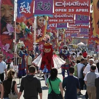 Opening Chinatown Beverwijk