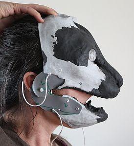masker beweegbare bek