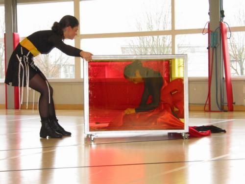 Dansschoenen Nina Janssen